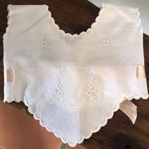 Vintage Embroidered Collar